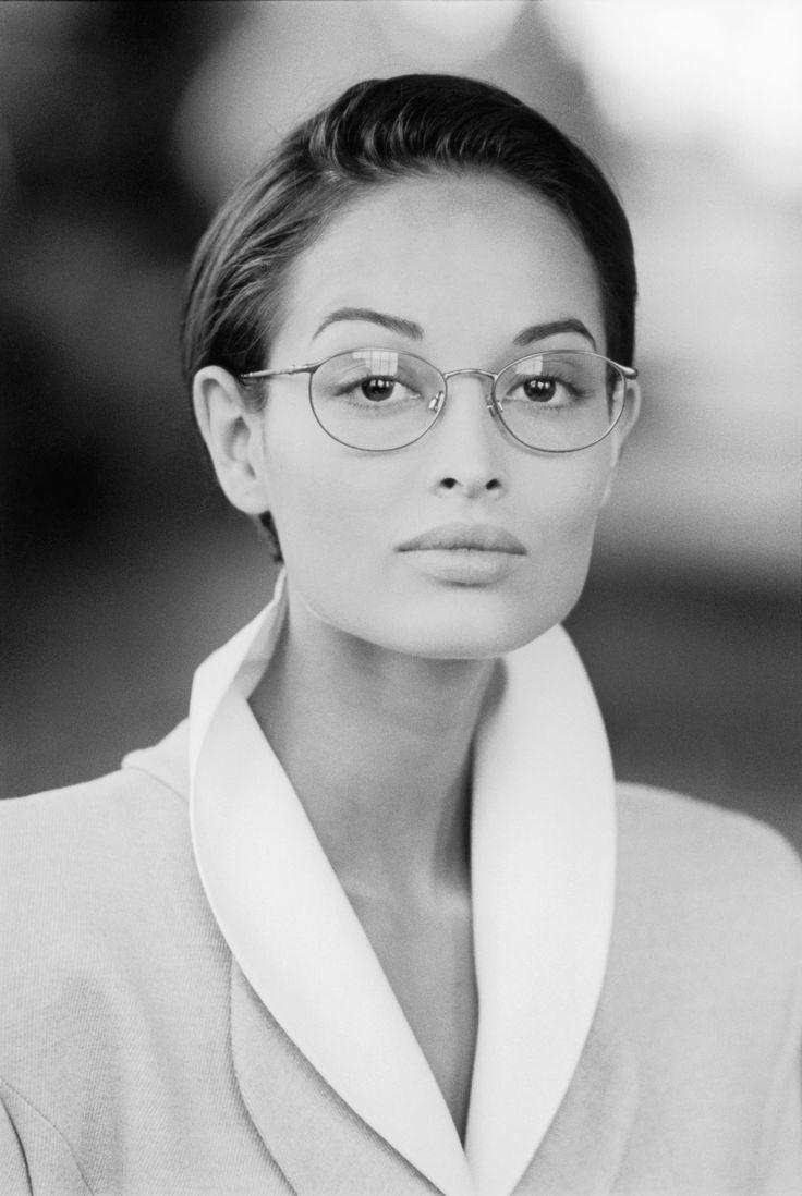 #Atribute to Frames: The Giorgio Armani 1994 eyewear campaign shot by Peter Lindbergh. See the dedicated article on Armani.com/Atribute