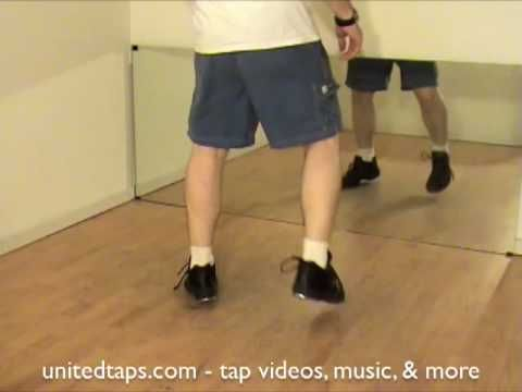 Maxie (Maxi) Ford Tap Dance Move Shown by Rod Howell at unitedtaps.com - YouTube
