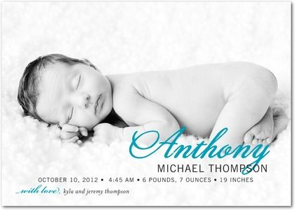 1000 images about Newborn Announcements – New Born Baby Arrival Announcement Messages