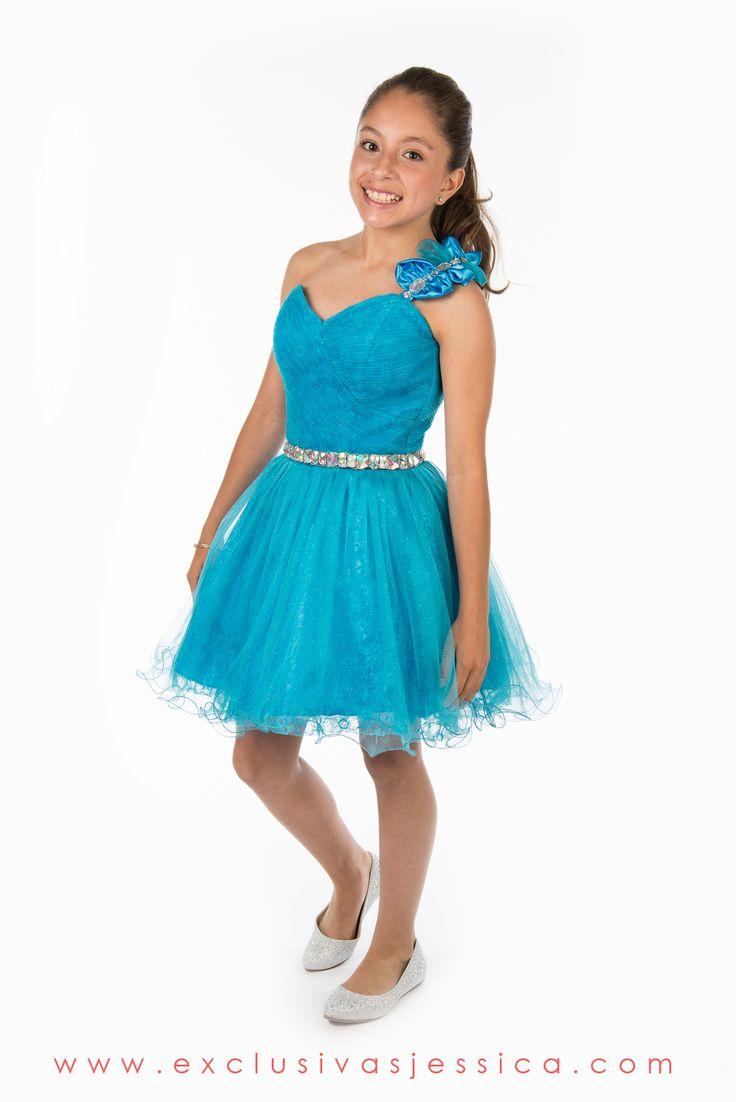Jessica Vestidos fiesta gala moda drees vestidos juniors graduación