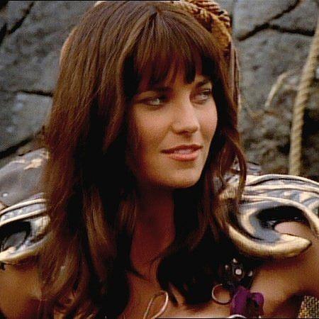 Xena in Hercules
