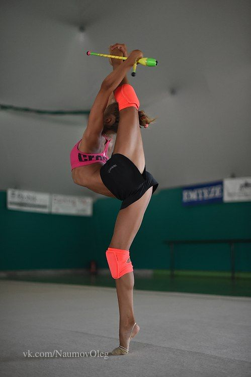 Aleksandra Soldatova (Russia) training July 2015
