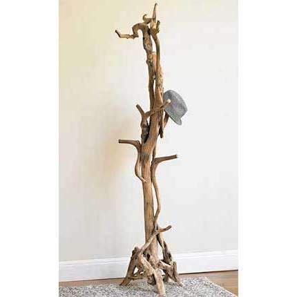 Drift wood lamp - IKEA Hackers - This is what we'll do with the. Coat  TreeTree Coat ...