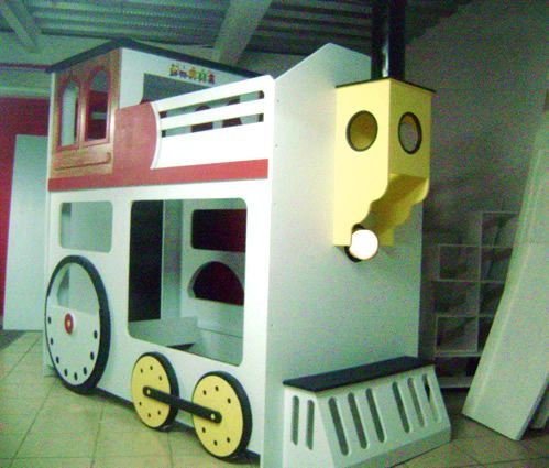 37 best recamar infantil images on pinterest - Camas literas para ninos ...