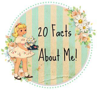 Kisah Klasik Duniaku: 20 Fakta Diriku #day2