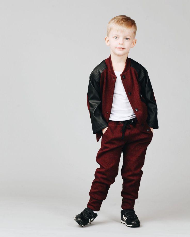 Boys wear by IVanskayaVIberg. Made in Russia. Suit. Bomber jacket. Одежда для мальчиков. Бомбер