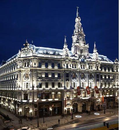 Boscolo Budapest Hotel | 5 star #Budapest