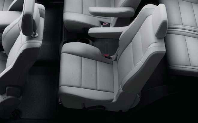 Dodge Durango 2nd Row Captains Chairs