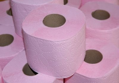 Do you mostly buy the same brand of toilet paper and tissues?
