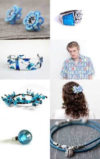 Blue skies by Jagna on Etsy--Pinned with TreasuryPin.com