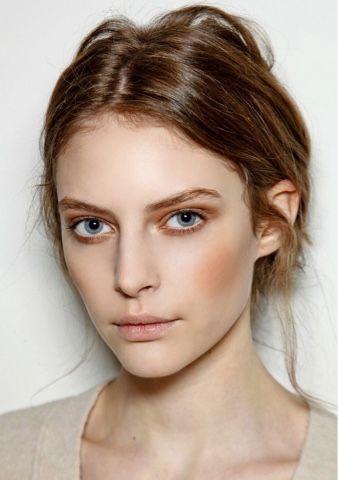 Olhos de Amêndoa: sombra marrom, tom caramelo @whisperbysara