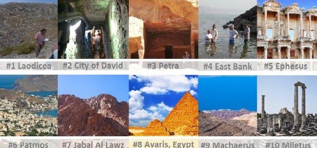 Top 10 Bible Teaching Destinations