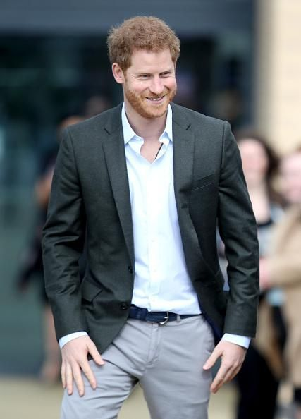 Prince Harry is reportedly eager to live with his girlfriend, Meghan Markle, soon.