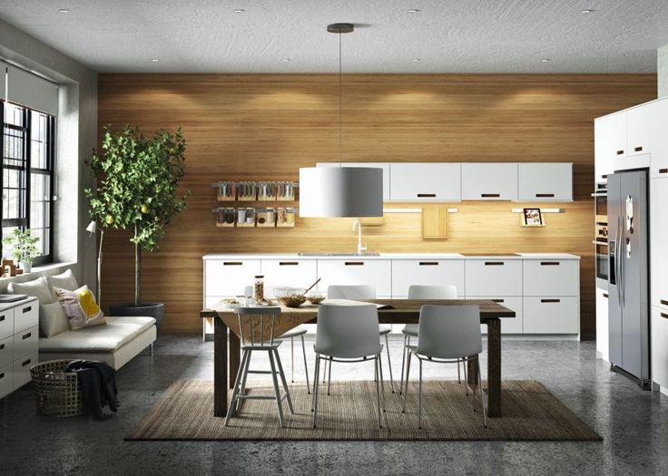 Cuisine METOD/MARSTA - IKEA - Marie Claire Maison