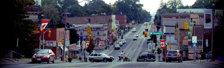 Uxbridge Ontario | Uxbridge ON Information