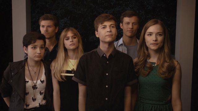 Watch a new trailer for MTV's upcoming 'Scream' series #theflash #kurttasche