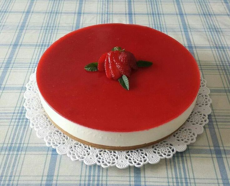 Cheese cake alle fragole!!