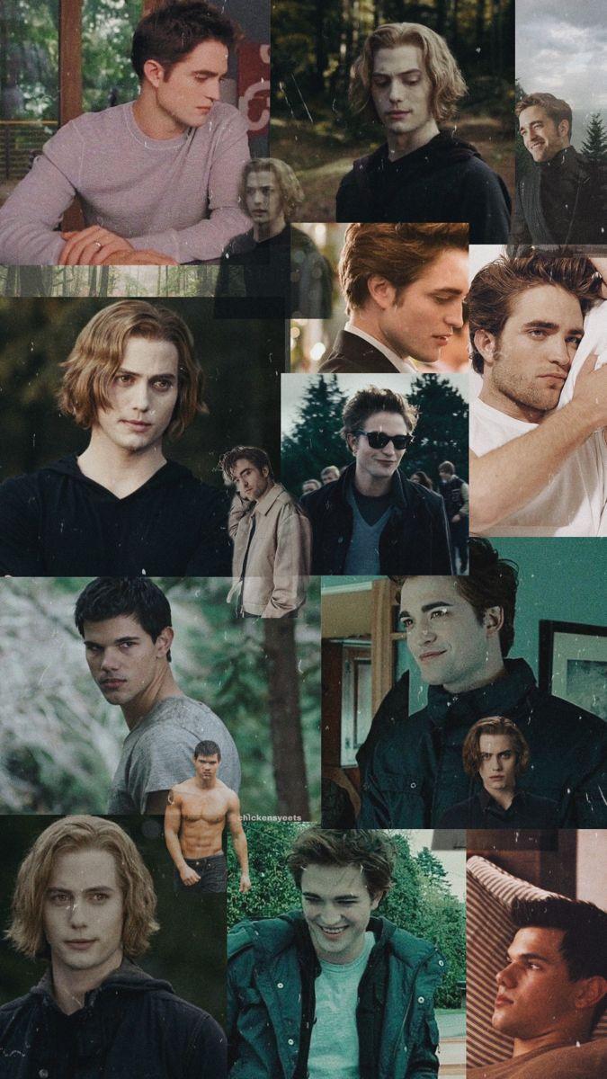 Boys From Twilight Wallpaper Twilight Saga Books Twilight Film Robert Pattinson Twilight