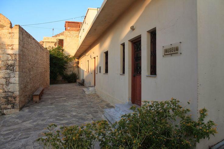The Museum of Mirtos, South Crete | bit.ly/mirtosmuseum