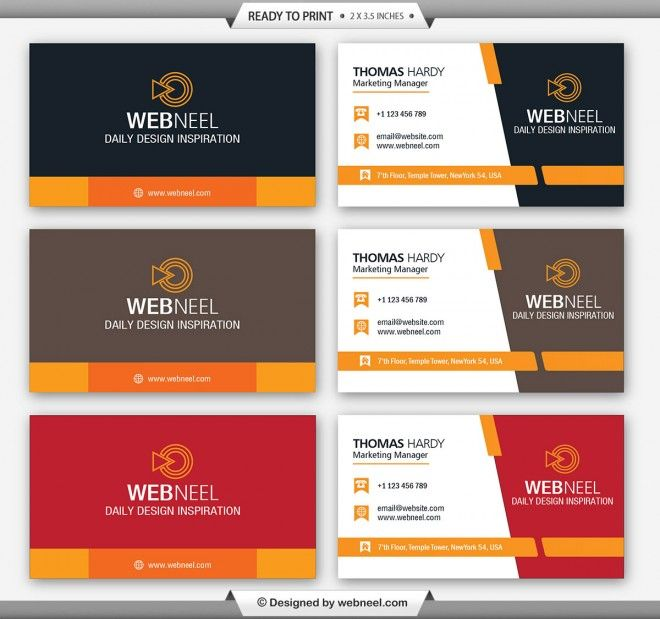 Best Business Cards Images On Pinterest Real Estate Business - 2 x 35 business card template