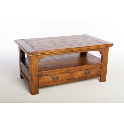 Ancient Mariner East Indies Two Drawer Coffee Table | Wayfair UK (£393)