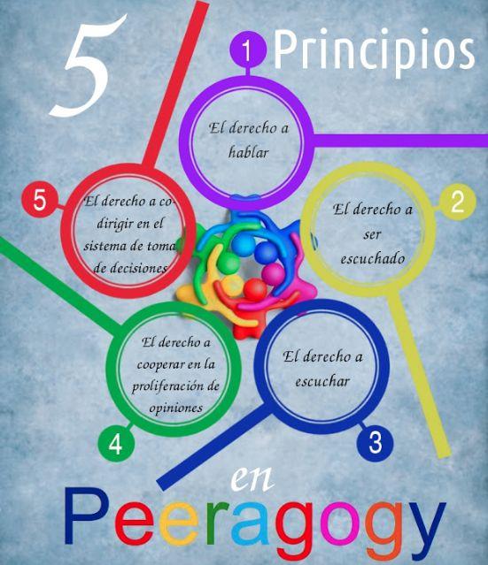 5 principios en los que se sustenta la Pedagogía