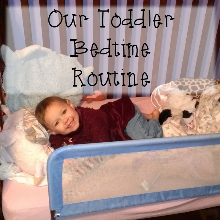 Toddler Bedtime Routine | candleinthenight.com