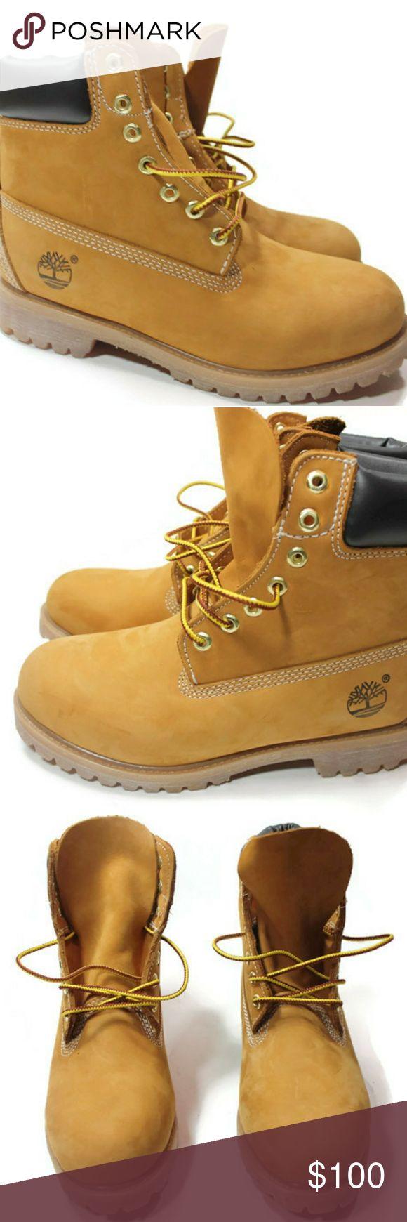 Men Timberland boots Men Wheat Timberland boots Timberland Shoes Boots
