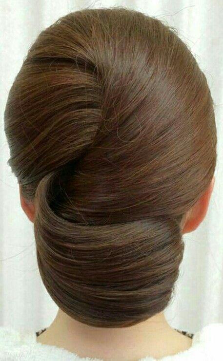 Classic hair style