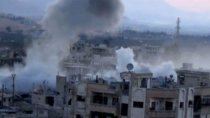 Syrian Civil War News, Photos and Videos - ABC News