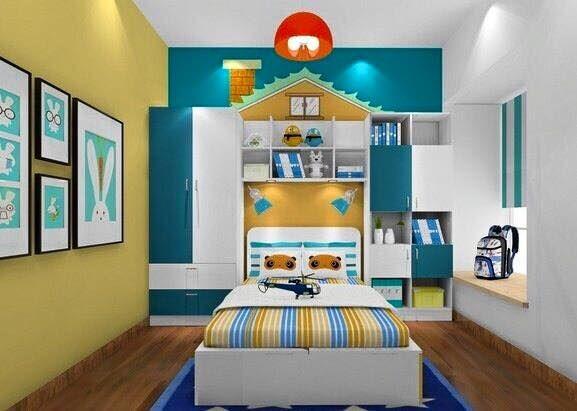 Pin Di Anaote Minimalist room decoration size 3x3