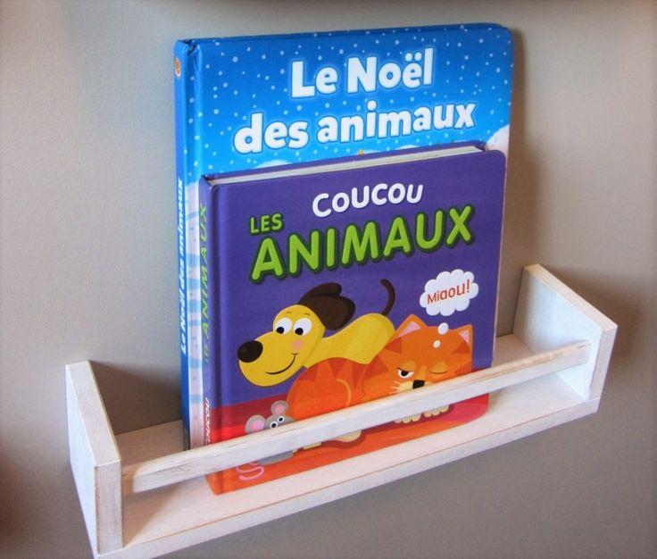 Coin lecture pour les petits fait à partir de tablettes à épices!