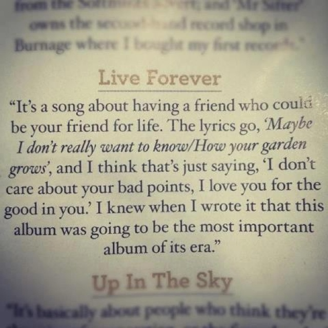 About my all time favorite song...