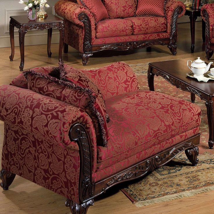 Serta Upholstery Franklin Chaise Lounge & Reviews | Wayfair