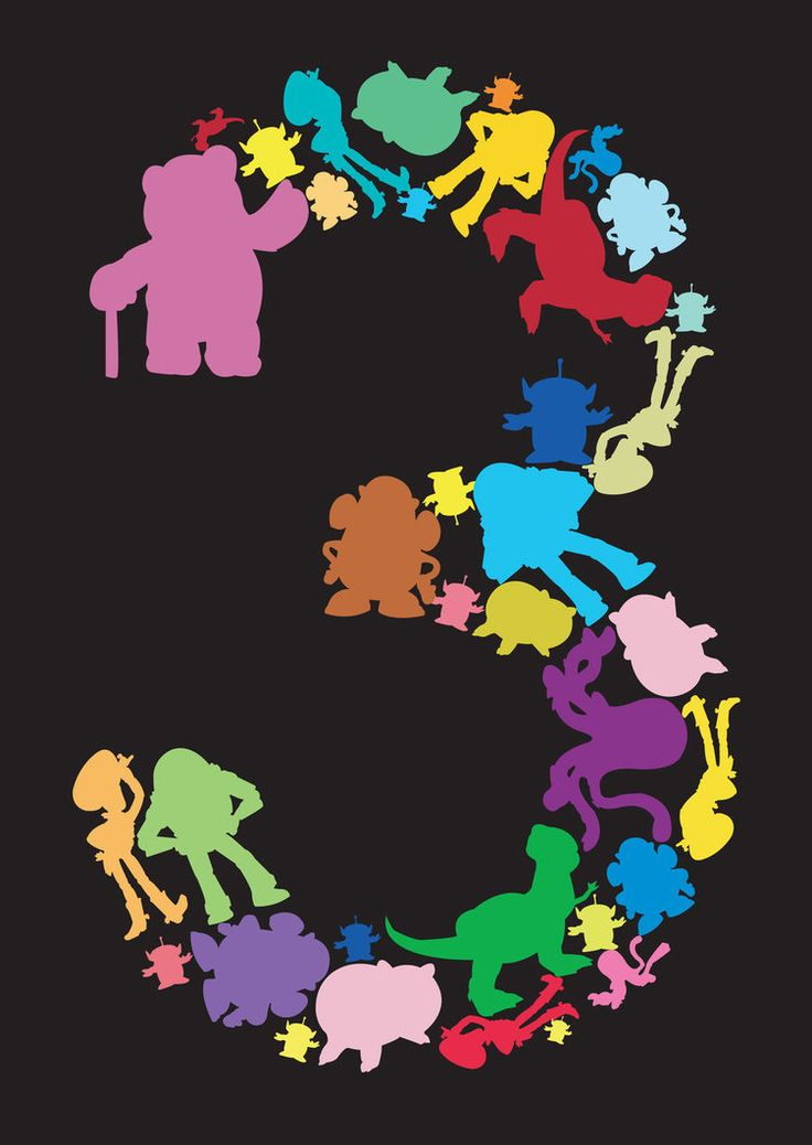 toy story silhouette - Google Search
