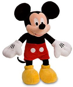 "PELUCHE MICKEY MOUSE (42 CM) MICKEY MOUSE PLUSH (16 1/2"") PELUCHES"