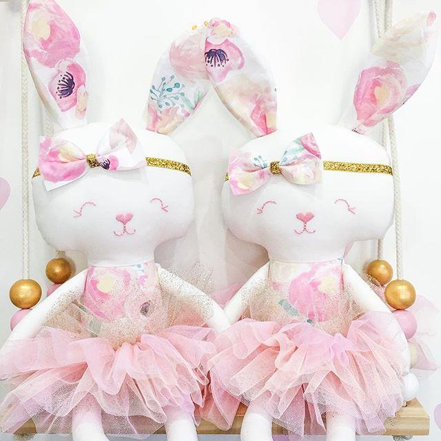 Bunnies doll