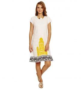 Jalebe trendy Printed Dress for women INDTJBL013