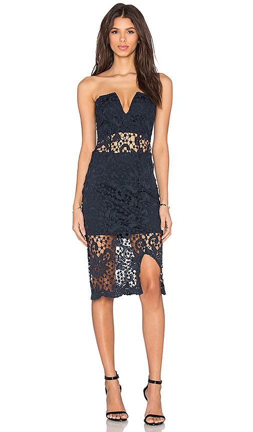 $79.00  Shop for WYLDR x REVOLVE Roxbury Dress in Navy at REVOLVE. Free 2-3 day shipping and returns, 30 day price match guarantee.