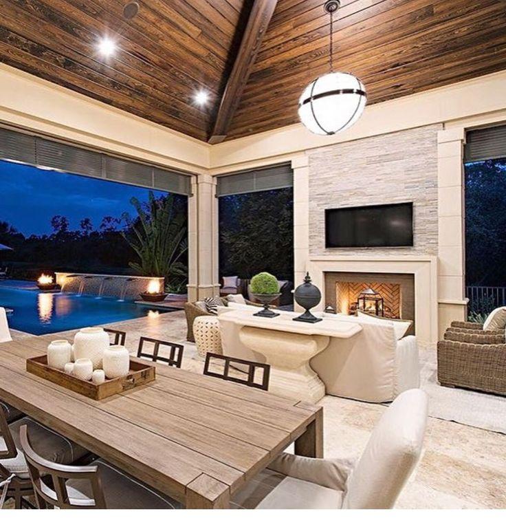 Best 25  Indoor outdoor living ideas on Pinterest   Indoor glass doors   Indoor outdoor kitchen and Modern outdoor living. Best 25  Indoor outdoor living ideas on Pinterest   Indoor glass