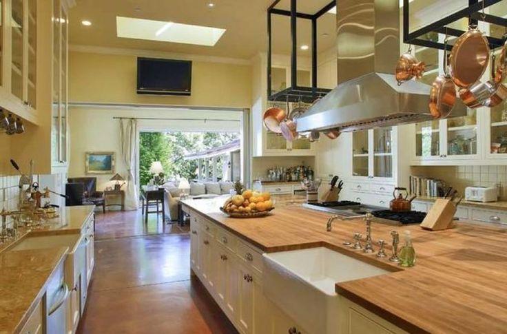 Stunning IKEA Wood Countertops Kitchen Design - dbmss.info