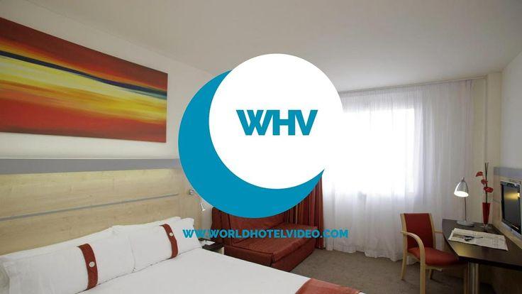 Holiday Inn Express Barcelona City 22@ Spain (Europe) https://youtu.be/NhmiWEsaYig