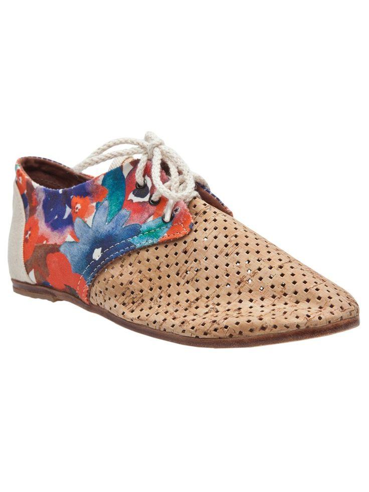 OsbornFashion, Flower Oxfords, Style, Oxford Shoes, Woman, Oxfords Shoes, Shopping, Osborne Shoes, Floral Perforated