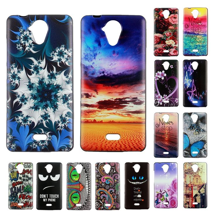 15 Painting patterns soft TPU silicone phone case coque for funda wiko u feel lite cover case