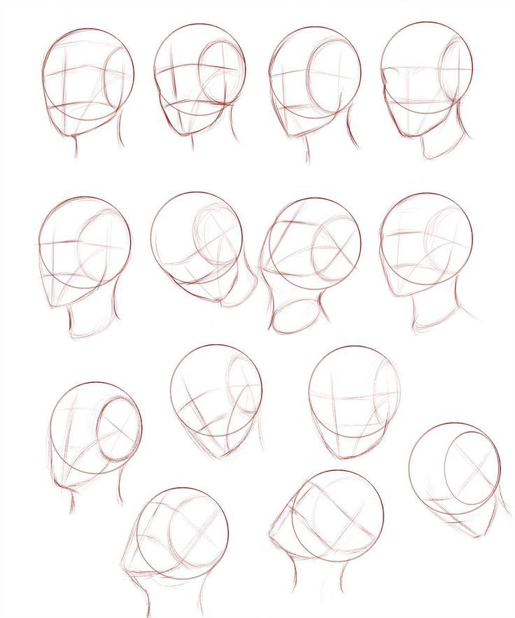 Pin On Drawing Heads And Faces