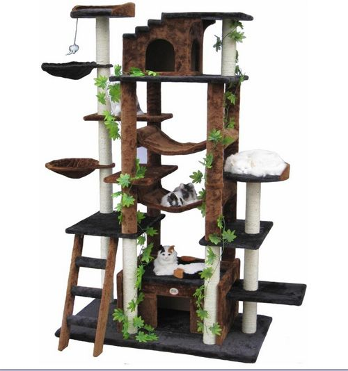 Best 25 cat condo ideas on pinterest diy cat tower cat for Cool cat perches