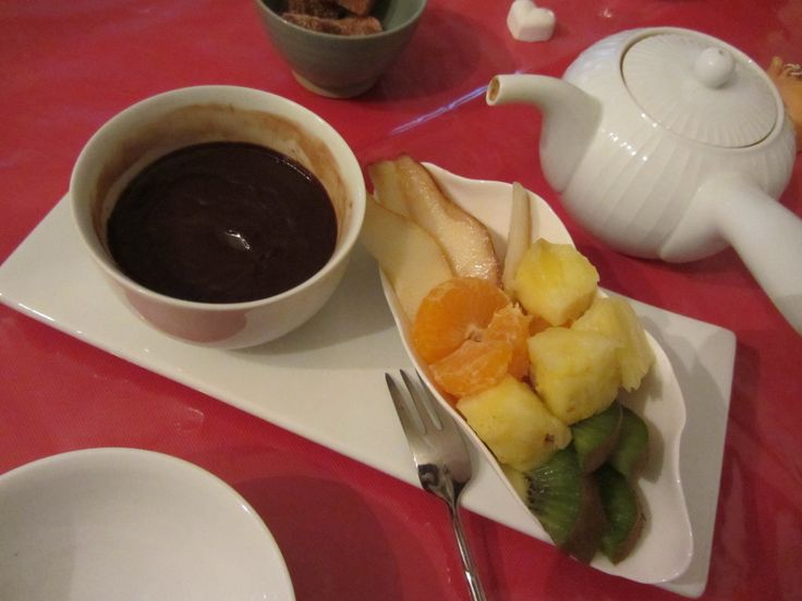 fondue au chocolat gourmandises pinterest. Black Bedroom Furniture Sets. Home Design Ideas