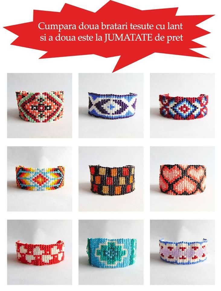 Bratarile unice Oana D'Art la Black Friday Fair! www.facebook.com/