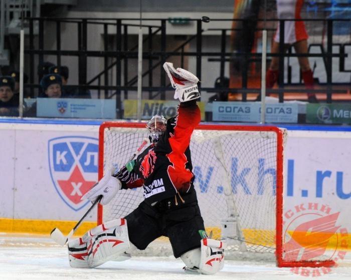 Karri Rämö Avangard Omsk 2009-2010