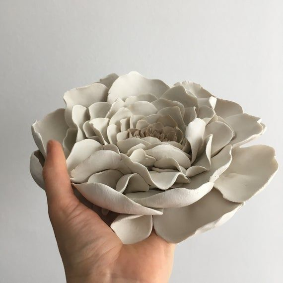 Pin On Sculpted Flowers